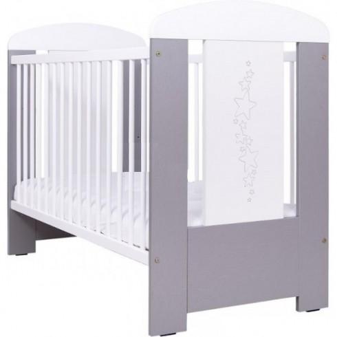 Кроватка Drewex Звёздочки