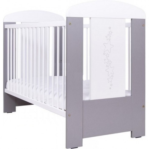 Кроватка Drewex Звёздочки C Ящиком
