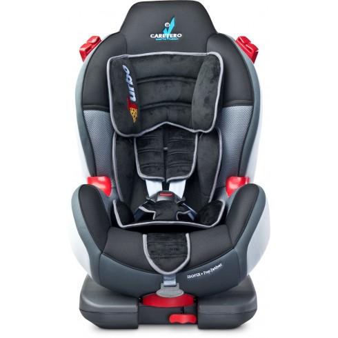 Automobilinė saugos kėdutė Caretero T-Fiksas Isofix 9-25kg