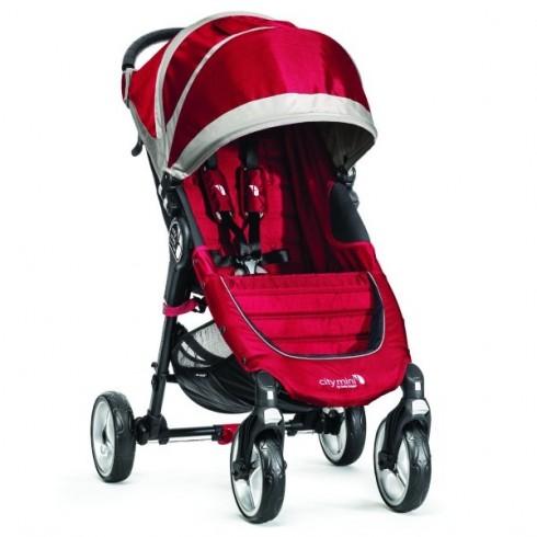 Sportinis vežimėlis Baby Jogger City Mini 4W