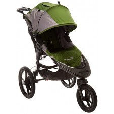 Спортивная Коляска Baby Jogger Summit X3 Green/Gray