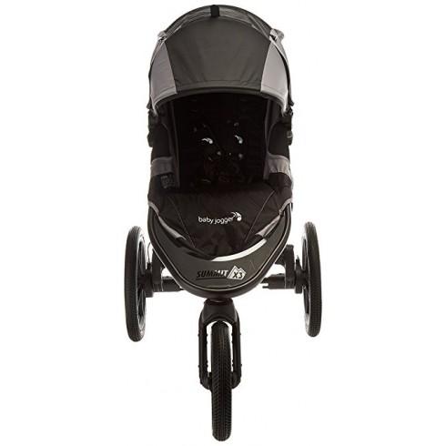 Sportinis vežimėlis Baby Jogger Summit X3 BLACK/GRAY