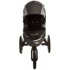 Спортивная Коляска Baby Jogger Summit X3 Black/Gray