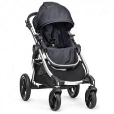 Спортивная Коляска Baby Jogger City Select Silver Titanium