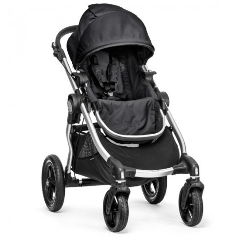 Sportinis vežimėlis Baby Jogger City Select Silver Onyx