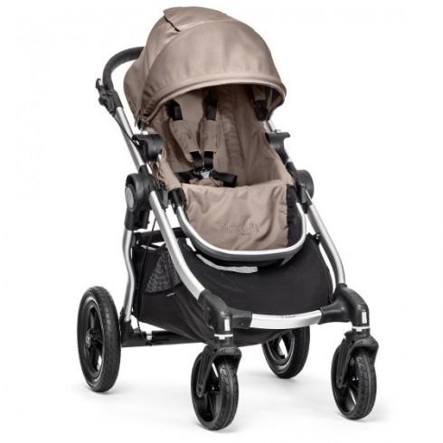 Sportinis vežimėlis Baby Jogger City Select Silver Quartz