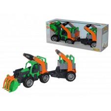 Traktorius Wader 37398