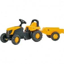 Traktorius Rolly Toys su priekaba 12619