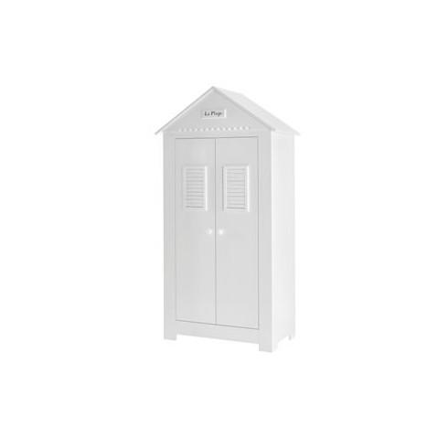 Spinta Pinio Marsylia MDF aukšta (2 durų)