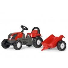 Трактор Rolly Toys С Прицепом 12527
