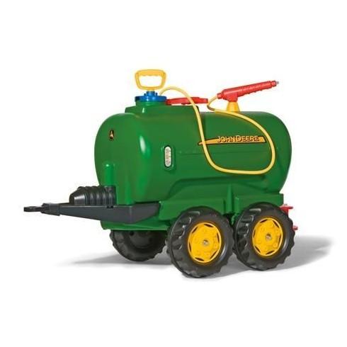 Priekaba Rolly Toys John Deere Cisterna 122752