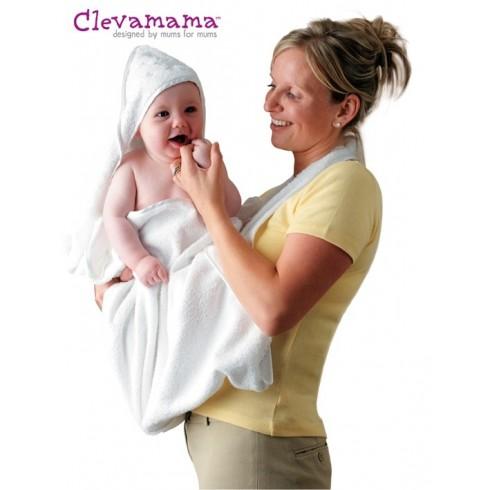 Rankšluostis kūdikiams Clevamama