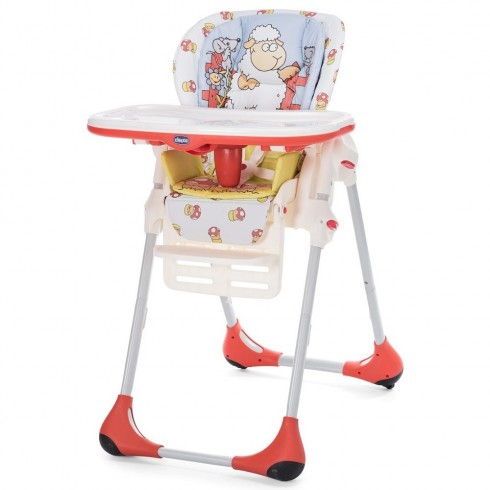 Maitinimo kėdutė Chicco Polly Dolly