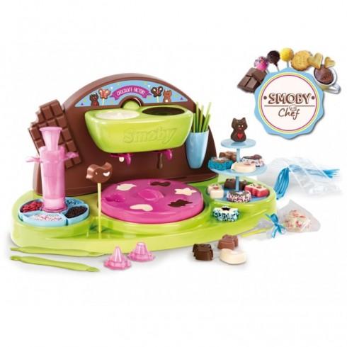 Šokolado gamybos aparatas SMOBY Chef 312102