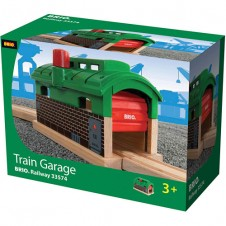 Traukinio garažas BRIO RAILWAY 33574000