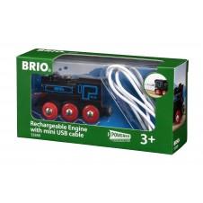 Traukinys BRIO RAILWAY 33599