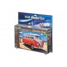Modelis REVELL VW T1 Samba Bus 67399