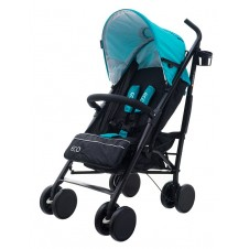 Skėtuko formos vežimėlis Euro Vaikas Eco Žydras