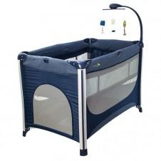 Манеж-Кровать Euro Baby Отдых Синий