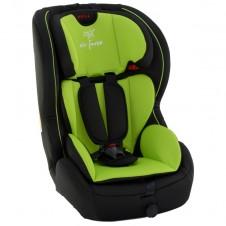 Automobilinė kėdutė Euro Vaikas Zsx Isofix 9-36kg Žalia