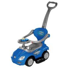 Paspiriamoji mašinėlė Euro Vaikas megacar mėlyna