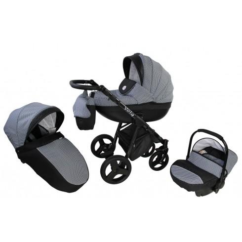 Universalus vežimėlis PTP BG VolQ 3in1