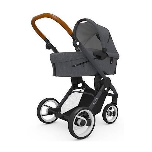 Universalus vežimėlis Mutsy Evo Industrial Dark Grey 2in1