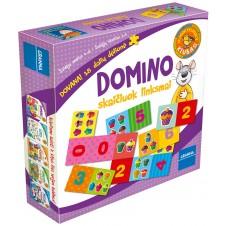 Настольная Игра Granna Domino - Skaičiuok Linksmai