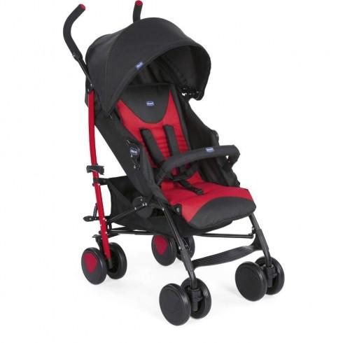 Skėtuko formos vežimėlis Chicco Echo Scarlet