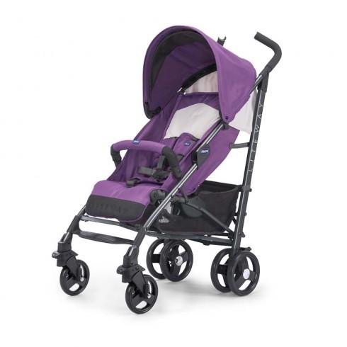 Skėtuko formos vežimėlis Chicco Lite Way Aster