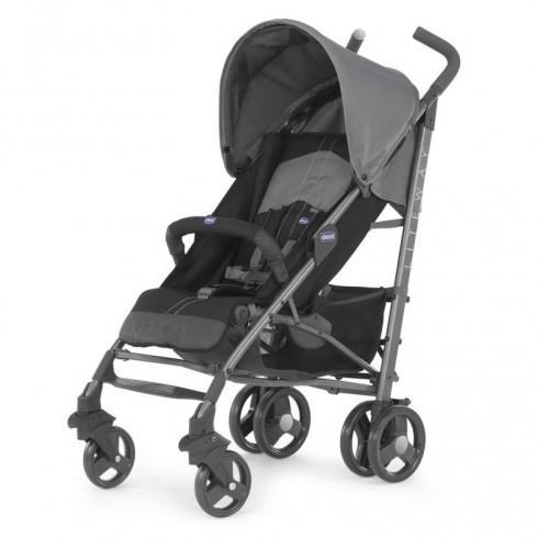 Skėtuko formos vežimėlis Chicco Lite Way Coal