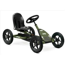 Gokartas BERG Jeep Junior