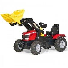 Minamas traktorius Rolly Toys Farmtrack Massey Fergusson 611140