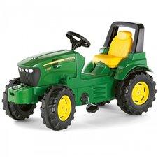 Minamas traktorius Rolly Toys Farmtrack John Deere 700028