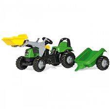 Minamas traktorius Rolly Toys Kid Deutz-Fahr 023196