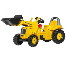 Minamas traktorius Rolly Toys RollyKid Construction 025053