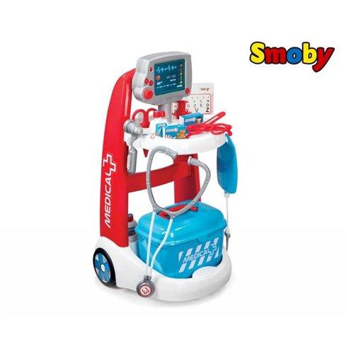 Gydytojo rinkinys SMOBY 340202