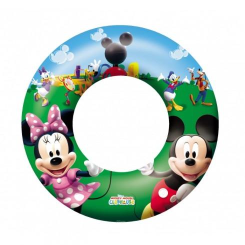 Pripučiamas plaukimo ratas Bestway Mickey 91004