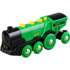 Didelis žalias garvežys BRIO 33593