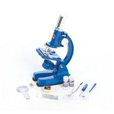 EASTCOLIGHT mikroskopas su priedais 36 det., 2136/21361