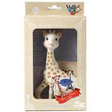 VULLI kramtukas Sophie la Girafe 17cm 616400M4