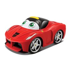 Automobilis BB JUNIOR Ferrari Funny Friend 16-81502