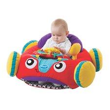PLAYGRO minkštas muzikinis automobilis, 0186362
