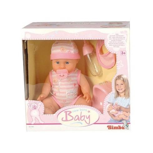 Кукла Simba New Born 5037800