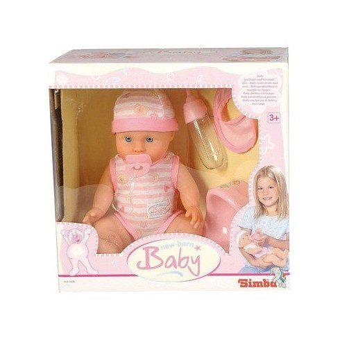 Lėlė Simba New Born 5037800