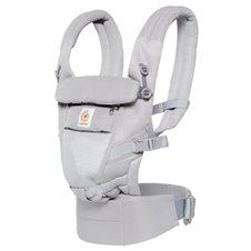 Nešioklė ERGOBABY Original Adapt Cool Air Pearl grey BCPEAPGREY