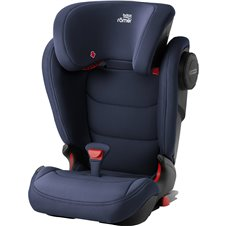 Automobilinė kėdutė BRITAX KIDFIX III M Moonlight blue 2000030987 (15-36kg)