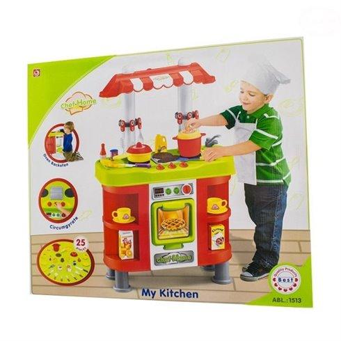 Virtuvėlė Euro Vaikas 0855388
