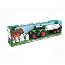 Rinkinys Euro Vaikas Traktorius su priedais OTB0551634