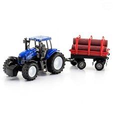 Rinkinys Euro Vaikas Traktorius su priekaba 0529830
